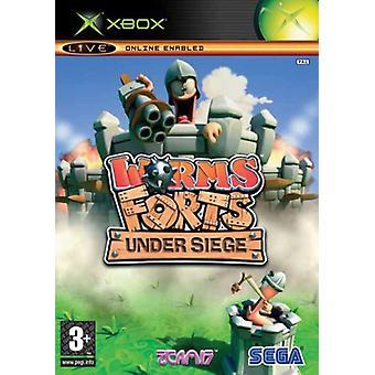 Worms Forts Under Siege (Xbox)