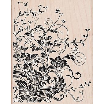 Hero Arts Mounted Rubber Stamp 4.5