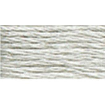 DMC 6-Strand Embroidery Cotton 8.7yd-Very Light Pearl Grey