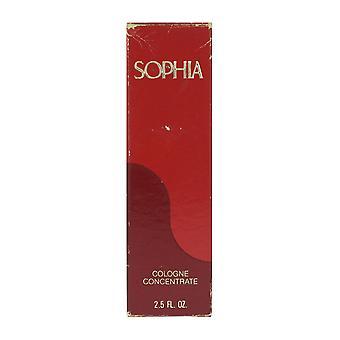 Coty Sophia Cologne Concentrate Splash  2.5Oz In Box (Vintage)