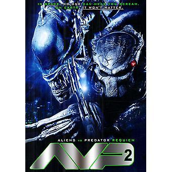 AVPR Aliens vs Predator - Requiem filmaffisch (27 x 40)