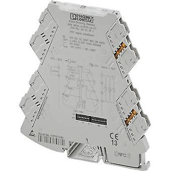 フェニックス コンタクト ミニ MCR 2 測温抵抗体 UI 温度トランスデューサー 2902049