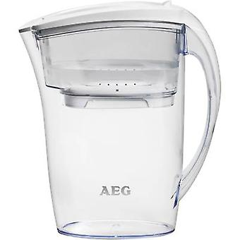 Water filter AEG AWFLJP1 - AquaSense 9001677088 2.6 l White