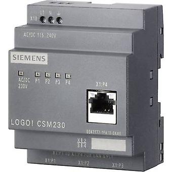 Siemens LOGO! CSM 230 Industrial Ethernet switch