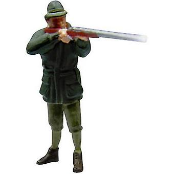Viessmann 1529 H0 Hunter with Gun