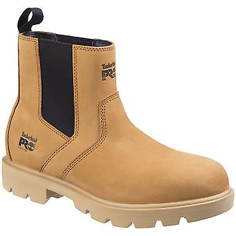 Timberland Pro Mens Sawhorse Dealer Slip on Safety Boot