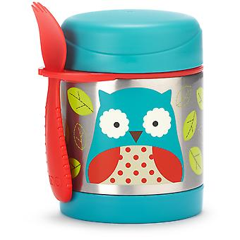 Nikidom Zoo Contenedor Comida Owl (Childhood , Mealtime , Thermos Flasks and Bags)