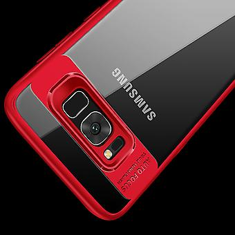 Ultra slim case for Samsung Galaxy J4 2018 mobile case protection cover Red