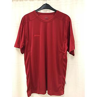 James functional T Shirt red 6134-05