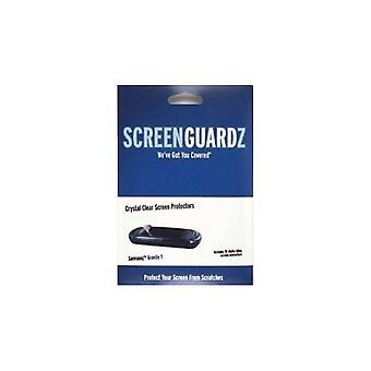 ScreenGuardz Display-Schutzfolien für Samsung Gravity SGH-T669 berühren (15 Pack)