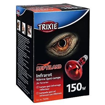 Trixie Infrared Heat Spot Lamp 95x130 Mm. 150 W. (Reptiles , Lighting , Light Bulbs)