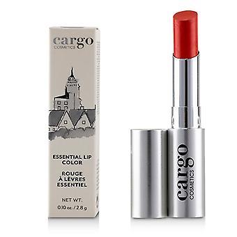 Cargo Essential Lip Color - # Sedona (bright Coral) - 2.8g/0.01oz