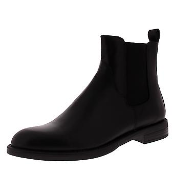 Womens Vagabond Amina Office Block Heel Fashion Closed Toe Ankle Boots