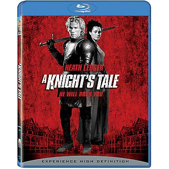 Knight's Tale [BLU-RAY] USA import