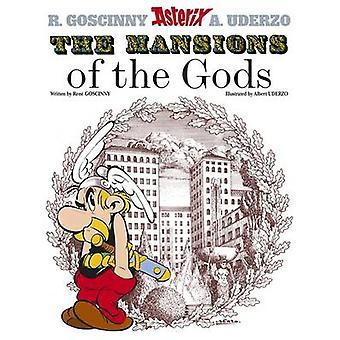 The Mansions of the Gods - Album 17 by Rene Goscinny - Albert Uderzo -