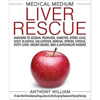 Medical Medium Liver Rescue - Answers to Eczema - Psoriasis - Diabetes