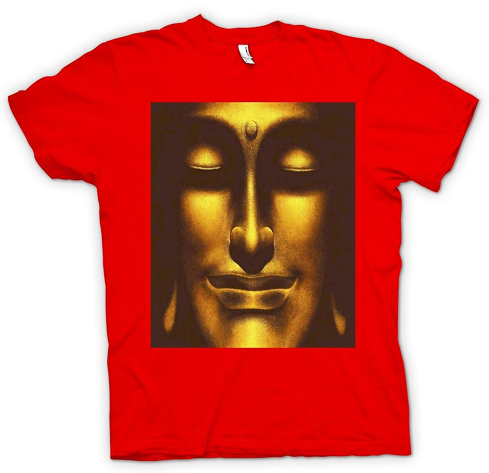 Mens T-shirt - Thai Golden Buddha