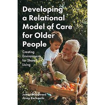 Utveckla en relationsmodell omsorg för äldre - skapa Envi