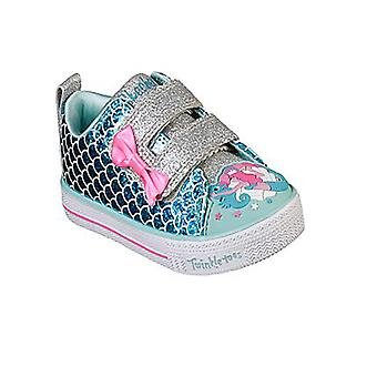 Skechers Shuffle Lite Mermaid Parade 20163NTQMT universal all year infants shoes