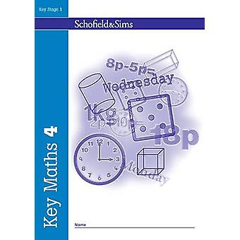 Key Maths 4 (New edition) by Andrew Parker - Jane Stamford - 97807217