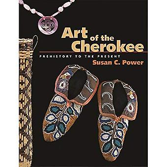 Art of the Cherokee: la préhistoire à nos jours