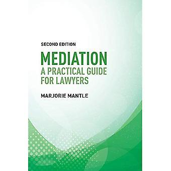 Mægling: En praktisk vejledning for advokater: en praktisk vejledning for advokater
