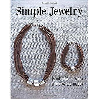 Eenvoudige sieraden: Handgemaakte Designs en makkelijk technieken