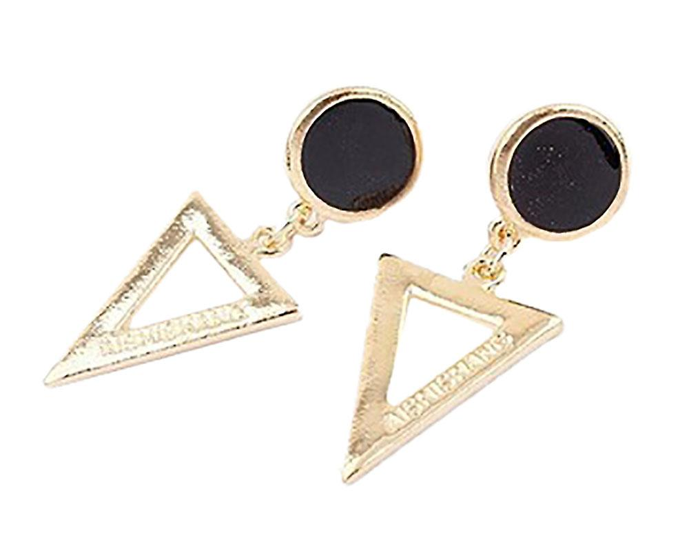 Waooh - Earrings triangle Bede