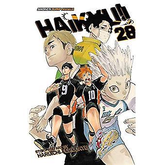 Haikyu!!, Vol. 28 (Haikyu!!)