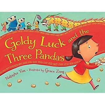 Goldy chance et les trois Pandas