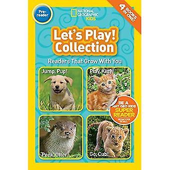 Los lectores de National Geographic Kids: Vamos a jugar (National Geographic niños lectores: nivel pre lector) (National Geographic niños lectores: nivel pre lector)