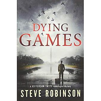 Dying Games (Jefferson Tayte Genealogical Mystery)