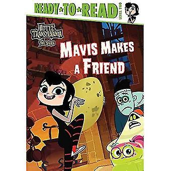 Mavis macht einen Freund (Hotel Siebenbürgen: die Serie)