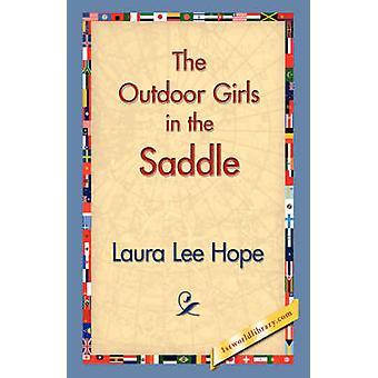 De buiten meisjes in het zadel door hoop & Laura Lee