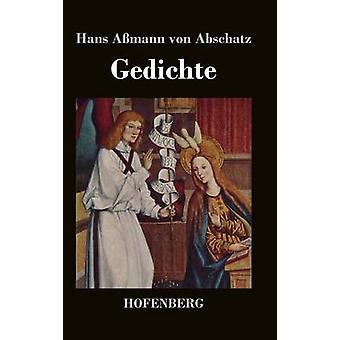 Gedichte by Hans Amann von Abschatz