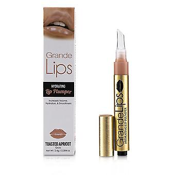 GrandeLash GrandeLIPS Hydrating Lip Plumper - # Toasted Apricot 2.4g/0.084oz