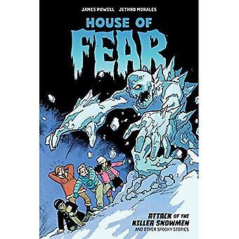 House of Fear: attack av mördaren snö gubbar och andra berättelser