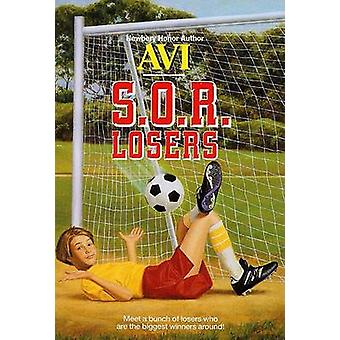 S.O.R. Losers by Avi - 9780380699933 Book