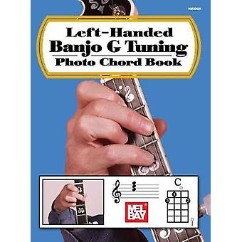 Left-Handed Banjo G Tuning Photo Chord Book - 9780786698639 Book