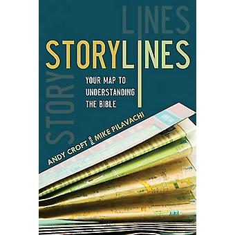 Storylines - Your Map to Understanding the Bible by Andy Croft - Mike