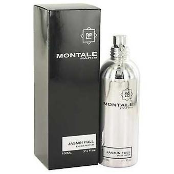 Montale Jasmin Full By Montale Eau De Parfum Spray 3.3 Oz (women) V728-518254