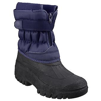 Cotswold Unisex Chase Touch Fastening and Zip up Winter Boot