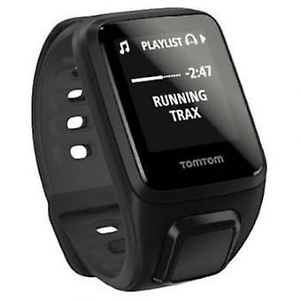 Runner 2 Cardio+Music Black Small