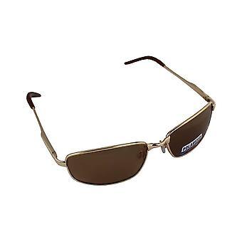 Sonnenbrille Sport Rechteck Polarisierendes Glas braun FREE BrillenkokerS305_3