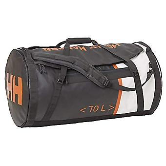 Helly Hansen 68005 - Unisex-Adult Sport Bag - Grey (Ebony) - 65x40x65 Centimeters (W x H x L)