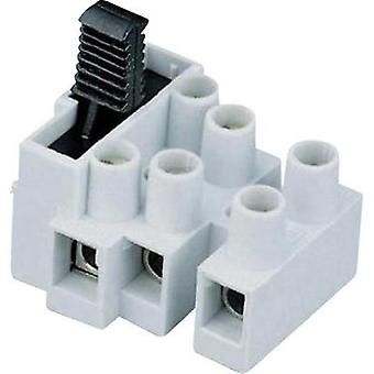 3-Way Fused Polyamide Terminal Blocks 10A - Adels-Contact 503 SI/3 DS 503 SI/3 DS