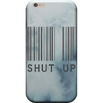 The cover Shut up for iPhone 6/6S