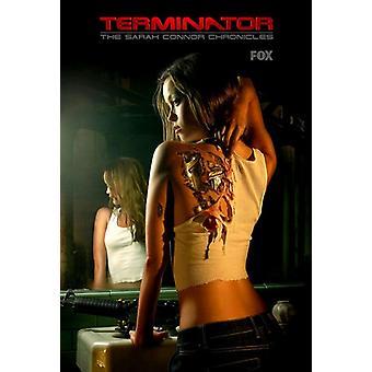 Terminator krønike Sarah Connor - stil AO film plakat (11 x 17)