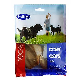 Hollings ko ører 3pk (pakke med 7)
