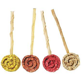 Bra pojke Munchy Lollipop blandade 12,5 cm (5 tums) 50pack